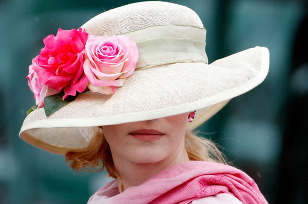 Kentucky Derby Hat Party at Peter Daneil