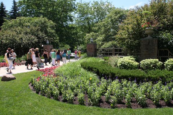 Tour the Gardens of Three Barrington Hills Estates