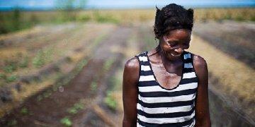 Hands of Hope Garden in Zambia