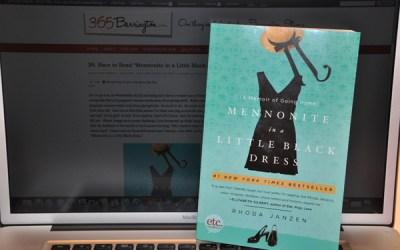 """39.  Speed Read """"Mennonite in a Little Black Dress"""""""