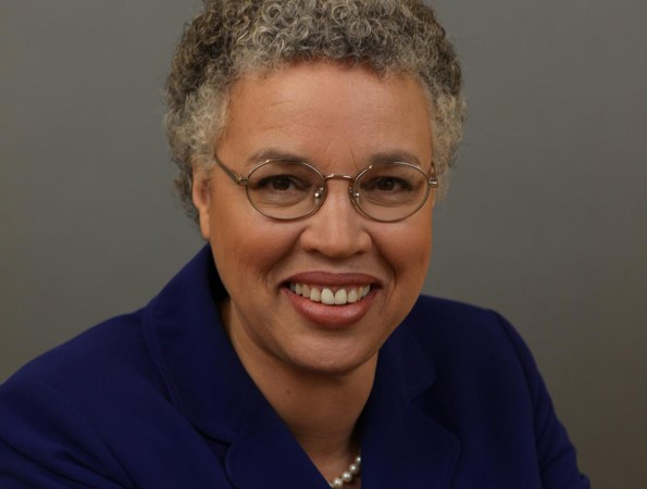 31.  Meet Cook Co. Board President, Toni Preckwinkle