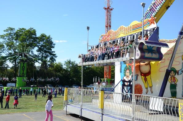 Grove Carnival in Barrington