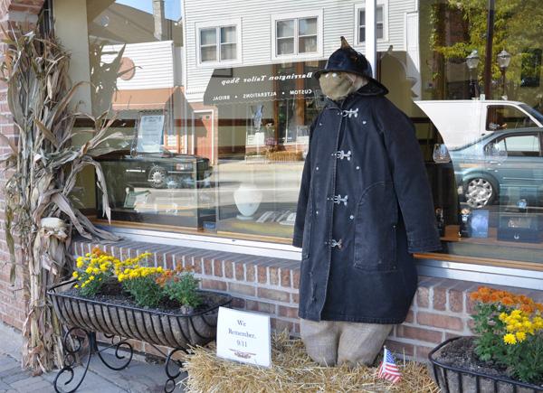 "67.  365 Barrington ""Spot the Scarecrow"" Contest"
