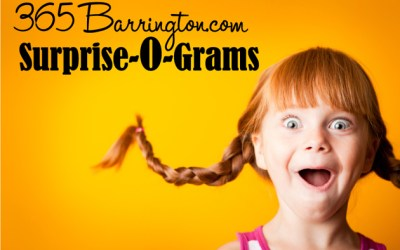 102.  Amaze Your Inbox with Our New Surprise-O-Grams