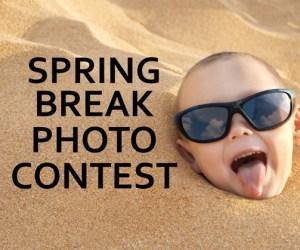 123.  Enter the Spring Break 2012 Photo Contest