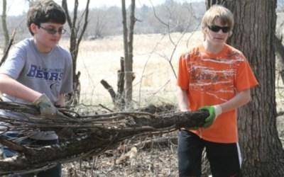 128. Help Restore Flint Creek for Earth Day