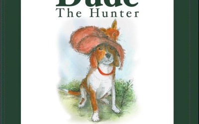 137. Meet Dude the Hunter & Author/Illustrator, Sue Daly