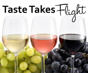 135. Wine, Dine & Shop with WINGS at Taste Takes Flight
