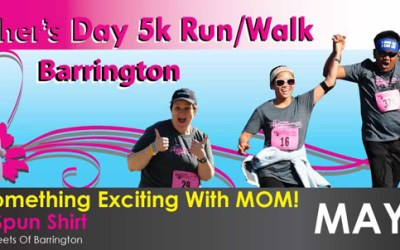 149. Go the Distance with Mom this Mother's Day