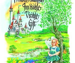 "154. Discover ""Princess Shayna's Invisible Visible Gift"""