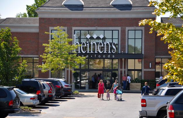 Heinen's Fine Foods in Barrington, Illinois