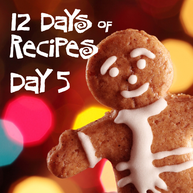 12 Days of Recipes - Day 5