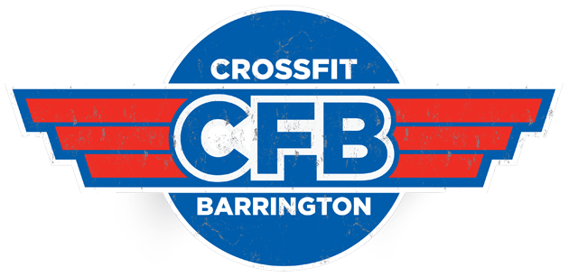 Post - Crossfit Barrington Logo