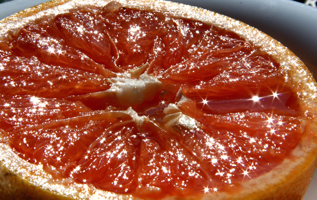 Grapefruit is the Tasty Tuesday Ingredient of the Month for February