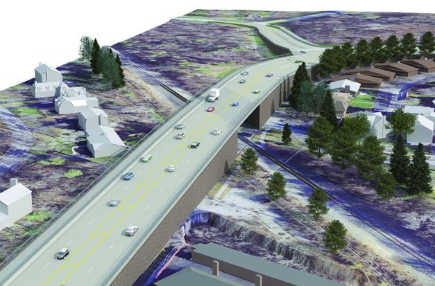 Highway Overpass Alternative