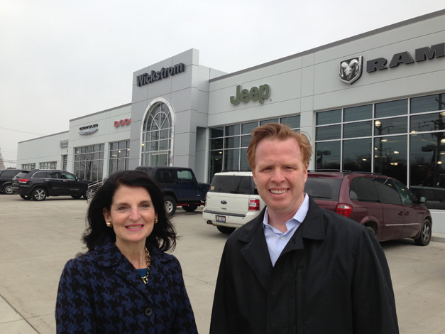 Wickstrom Auto Group >> 64. Every Vote Counts in Election for Barrington's Next Term Village President - 365Barrington