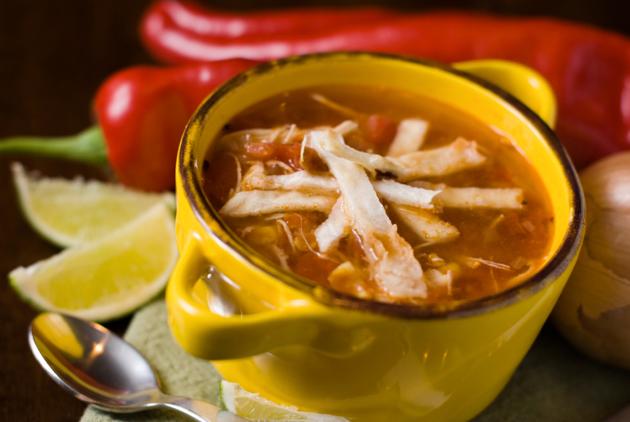 Post - Tortilla Soup