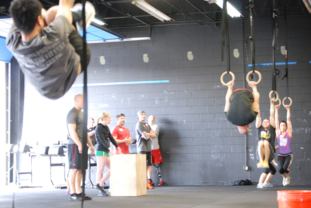 CrossFit Workout - Photo Courtesy of CrossFit
