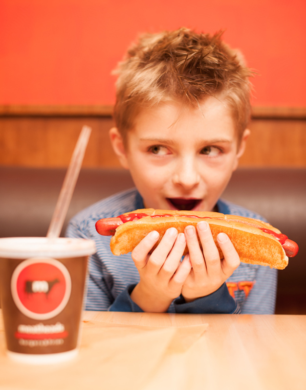Kid Friendly Options at Meatheads Burgers - Photo Provided by Meatheads