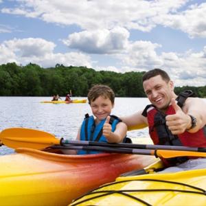 Post 300 - L.L. Bean Kayaking