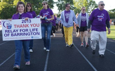 """115. Introducing: """"365Barrington TV"""" with a Relay for Life Wrap-up"""