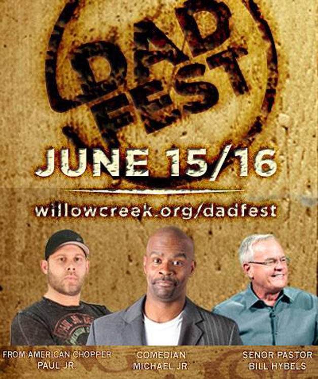 Dadfest 2013 at Willow Creek