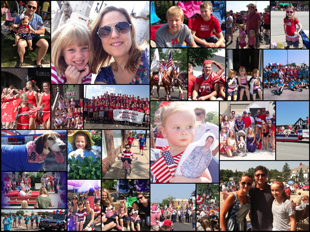 Barrington 4th of July, 2013