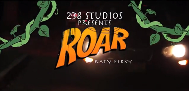 "BHS-TV's 238 Studios Releases ""ROAR with Katy Perry"" Video"