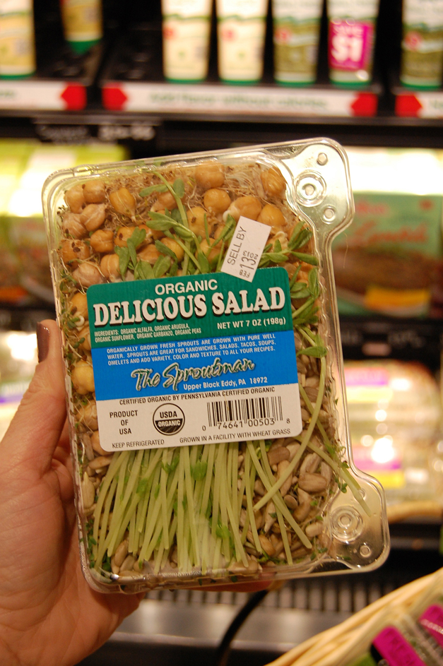 Mama Jess Favorite: Delicious Sprouted Salad – The Sproutman at Heinen's Fine Foods