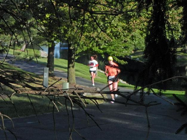 Run the Shores in Lake Barrington on Saturday, September 21, 2013
