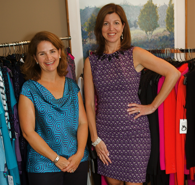 W by Worth Sales Associates, Mary Dale and Sarah Cuthbertson