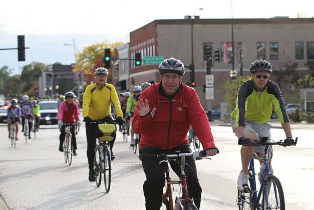 Barrington Honor Ride and Run - Photographed by Bob Lee