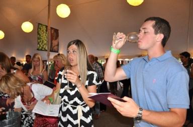 Post - Uncork Barrington Wine Tasting 2013