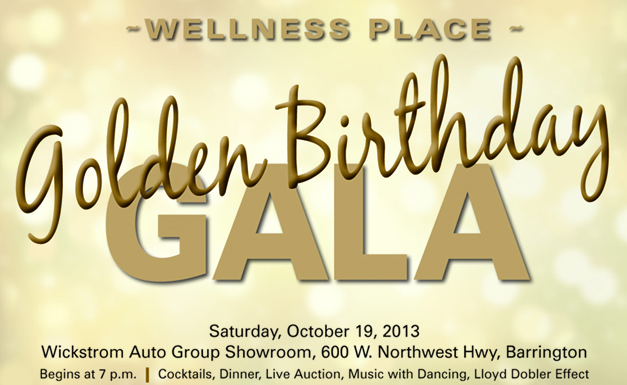 Tickets Available Now at WellnessPlace.org