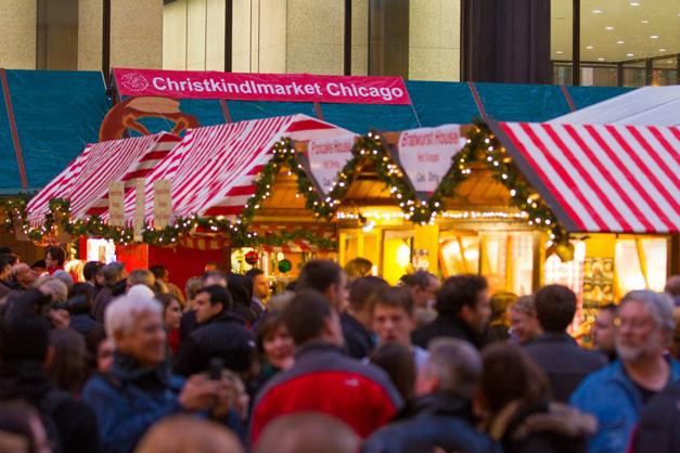 Chicago's ChristKindlMarket