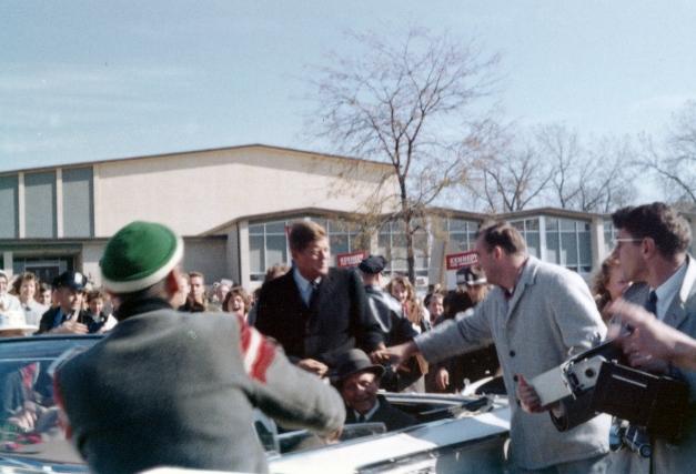 Post - JFK visit