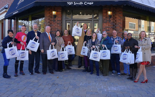 Barrington Merchants Excited for Shop Small Saturday - Photographed by Thomas Balsamo