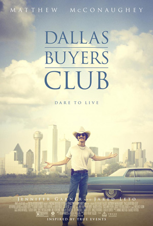 Post 300 - Dallas Buyers Club Opens Friday at The Catlow Theater