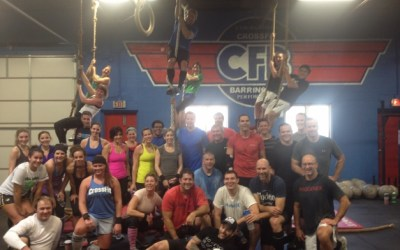 331. Five Reasons to Beat the Holiday Heft with CrossFit Barrington