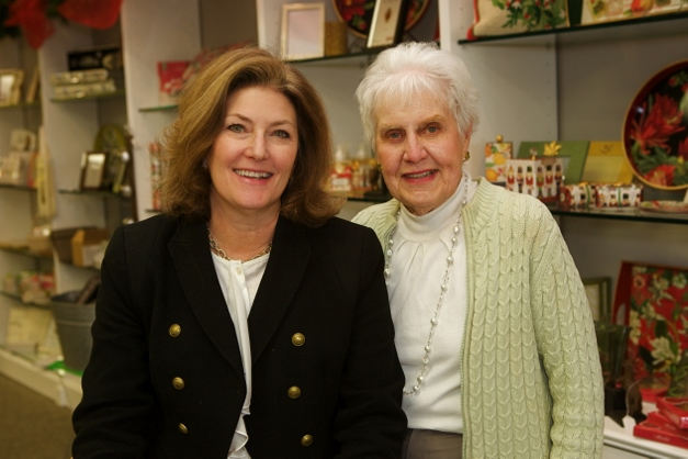 Mother and daughter team Amy Hawking and  Jean Stahr - Photographed by Julie Linnekin