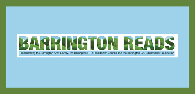 Barrington Community Reading Campaign - February, 2014