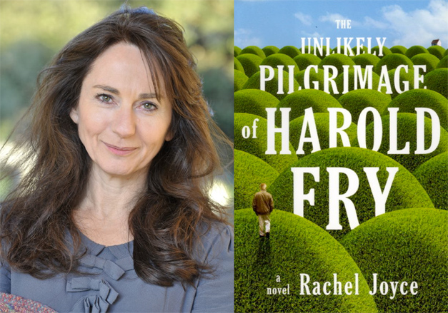 Barrington Interviews Author Rachel Joyce - February 23, 2014