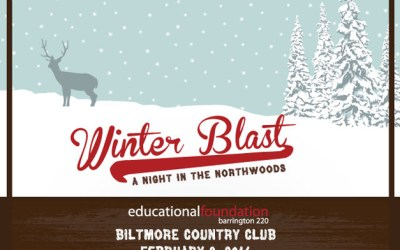 Winter Blast for Barrington 220 Educational Foundation