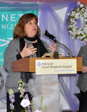 Good Shepherd Patient, Kitty Ferrantella