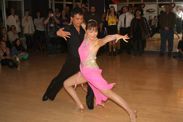 Take Back the Night at Center for Ballroom and Dance