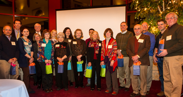 Citizens for Conservation Mighty Oaks Award Recipients