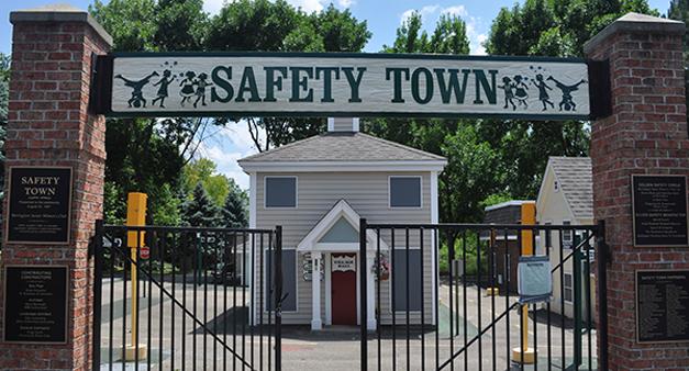 Safety Town with the Barrington Junior Womens Club in Barrington, Illinois