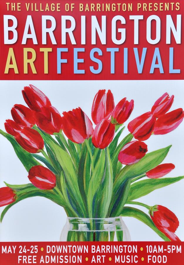 2014 Barrington Art Festival Opens This Weekend
