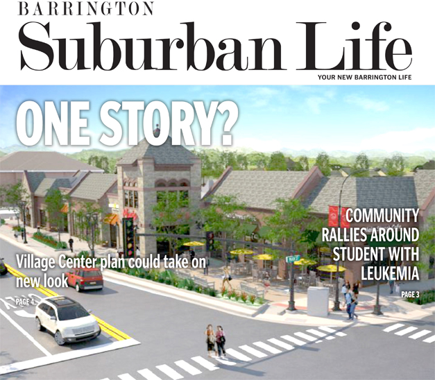 Barrington Suburban Life Issue - 5.15.2014