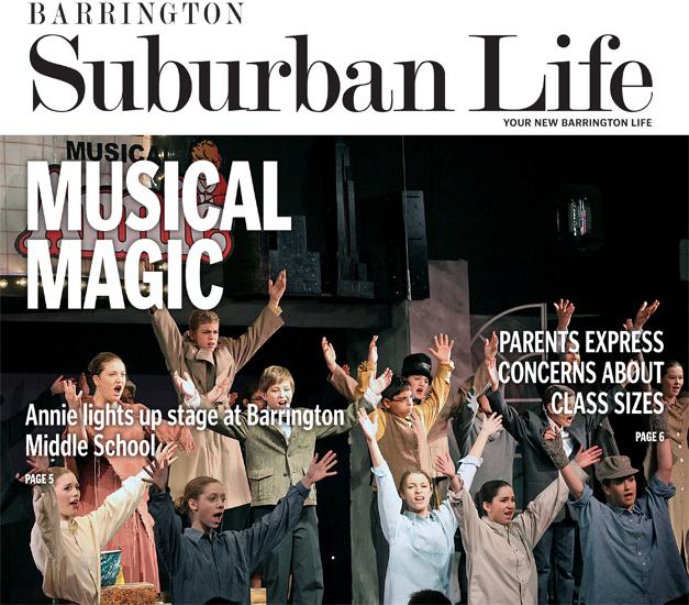 Barrington Suburban Life - May 8, 2014 Issue